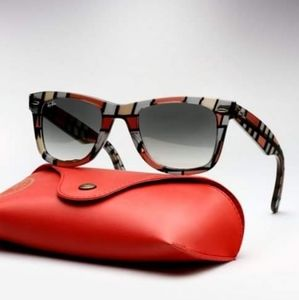 Rayban Rare Prints Special Series Sunglasses